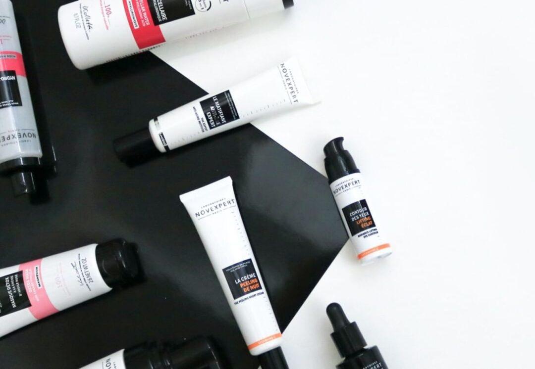 Productos cosmética médica natural Novexpert