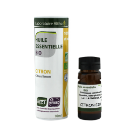 Lab Altho Aceite Esencial Limón 10ml.