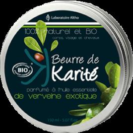Manteca de karité pura con verbena 150ml
