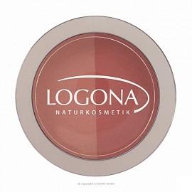"""Logona Colorete """"Peach + Apricot 02"""" 10gr"""