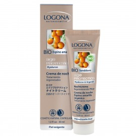 Logona Crema de Noche Age Protection 30ml.