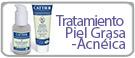 Cattier Productos gama Facial tratamientos piel grasa - acnéica. encuentrala en adonia Cosmetica Natural. Adonianatur