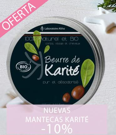Mantecas de Karité Laboratoire Altho