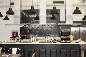 Cocina y belleza en el espacio madrileño The Kitchen Club