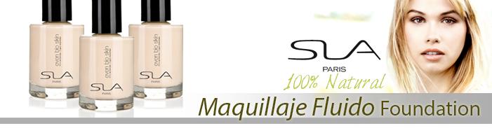 Maquillaje Fluido Foundation SLA