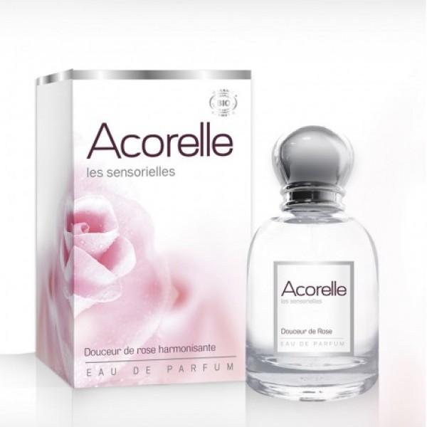 Acorelle Agua de Perfum douceur de Rose 50ml.