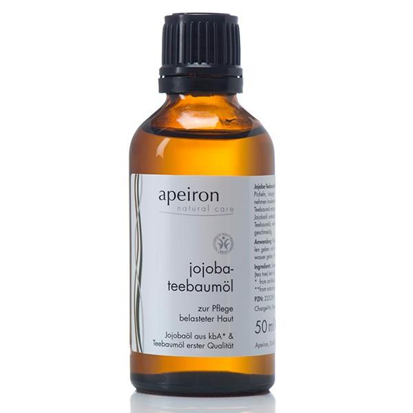 Apeiron Aceite de Jojoba & Árbol de Té 50ml