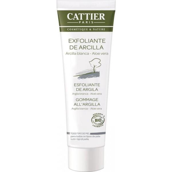 Cattier Exfoliante Facial Arcilla Blanca 100ml