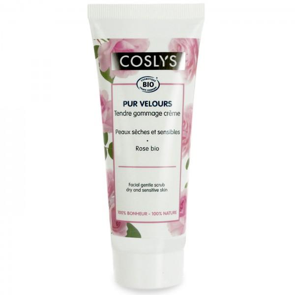 Exfoliante Facial Suave Piel Seca & Sensible de Coslys 75 ml