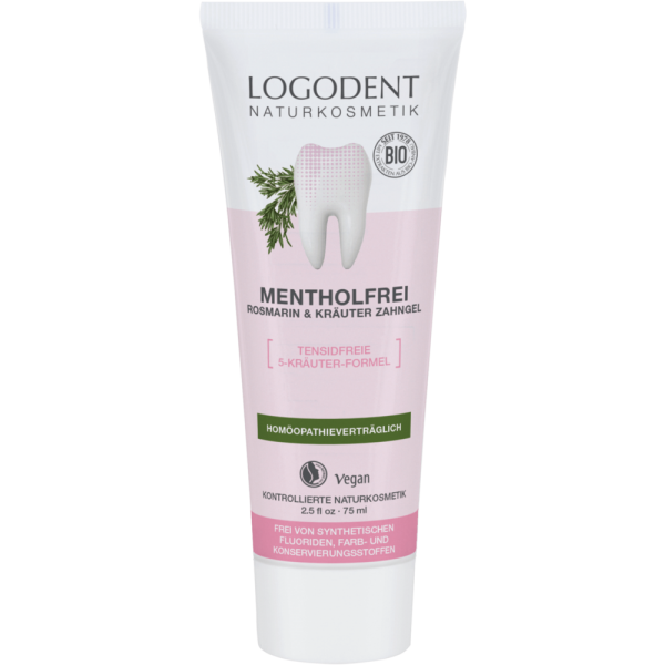 "Logona Gel Dental Romero-Salvia ""Logodent"" 75ml"