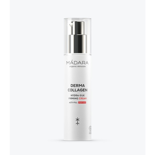 Crema Reafirmante Derma Collagen de Madara 50ml.
