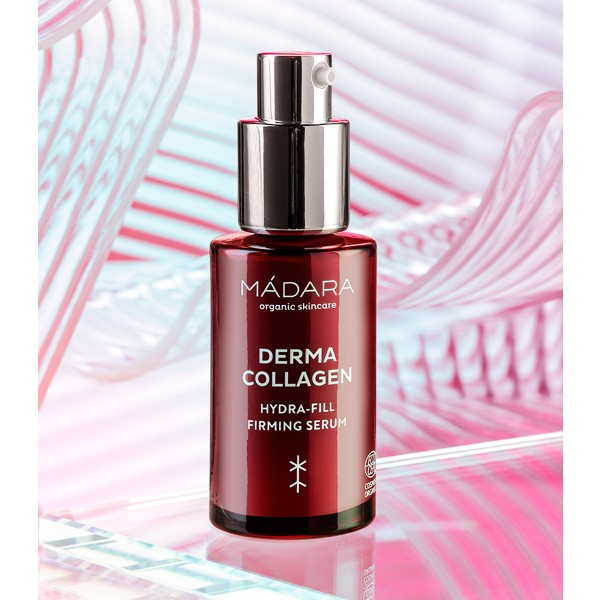 Serum Derma Collagen Reafirmante de Madara 30ml.