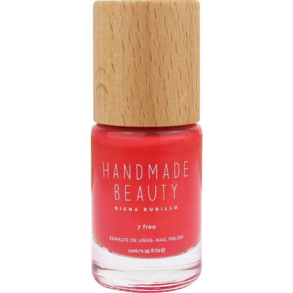 Esmalte Mamey de Handmade Beauty 11ml.