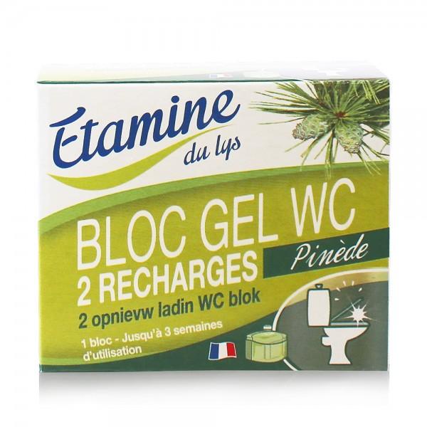 Etamine du Lys Recargas Gel Desinfectante Inodoro en Bloque  x2 100ml