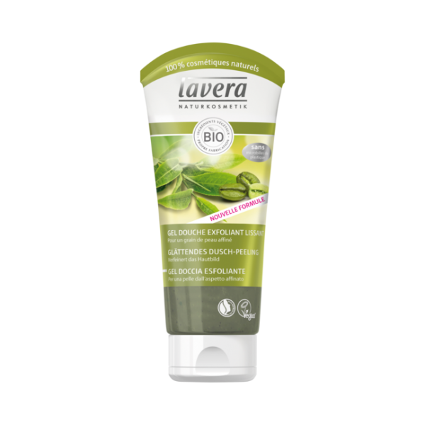 Exfoliante Reafirmante 200ml de Lavera