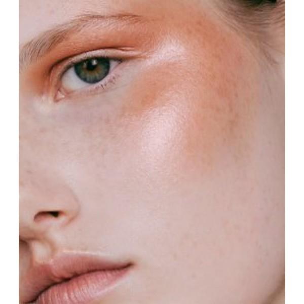 Sombra Ojos + Colorete Cremoso Guilty Shades de MÁDARA - Heat 4ml.