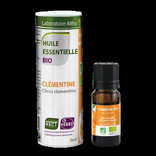 Aceite esencial de Clementina 10ml de Laboratoire Altho