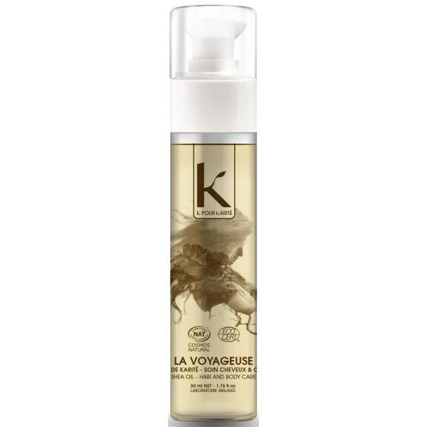 Aceite de karité capilar & corporal K pour Karité 50ml