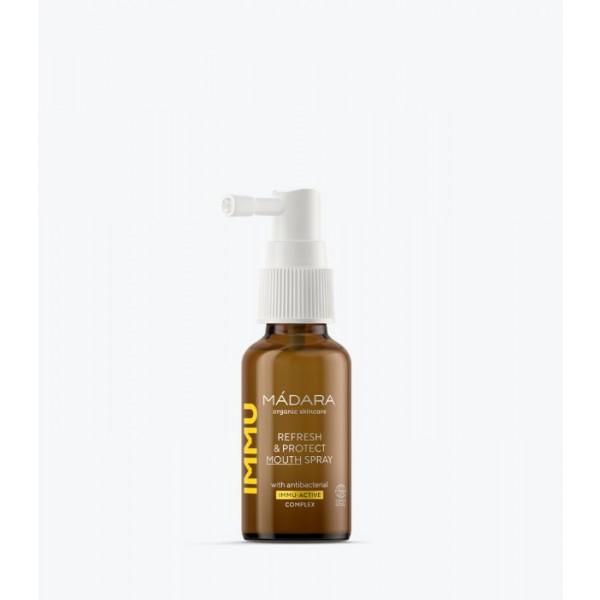 IMMU Protege y refresca spray bucal 30ml de Mádara