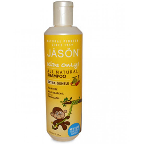 JASON Champú Kids Only Extra Suave Niños 517ML