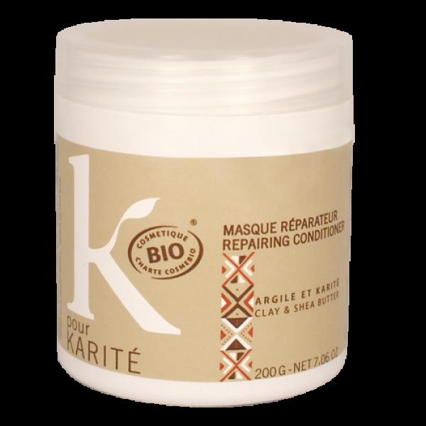K  Pour Karité Acondicionador/Mascarilla Reparadora 200ml