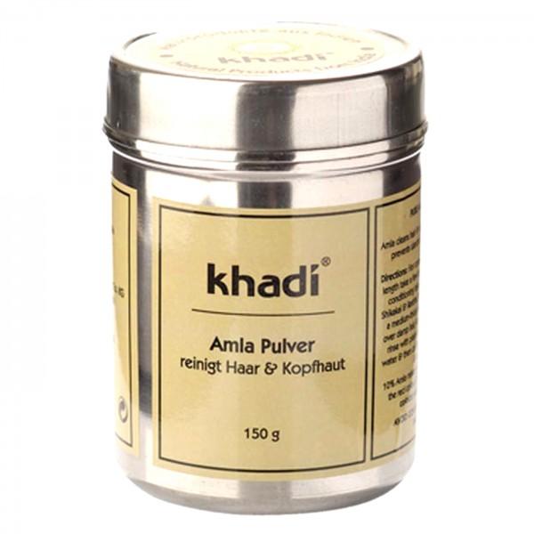 Amla en Polvo de Khadi 150gr. LATA
