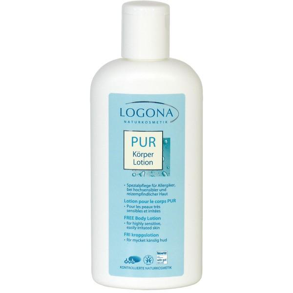 Logona Leche Corporal Free Sin Perfume 200ml