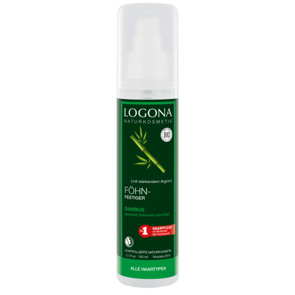 Spray Moldeador Bambú de Logona 150ml