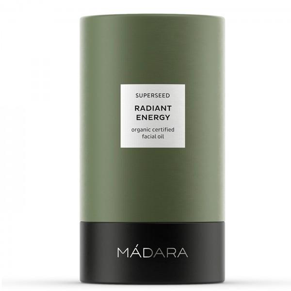 OFERTA 40% Mádara Serum Superseed Facial Iluminador Radiant Energy 30ml