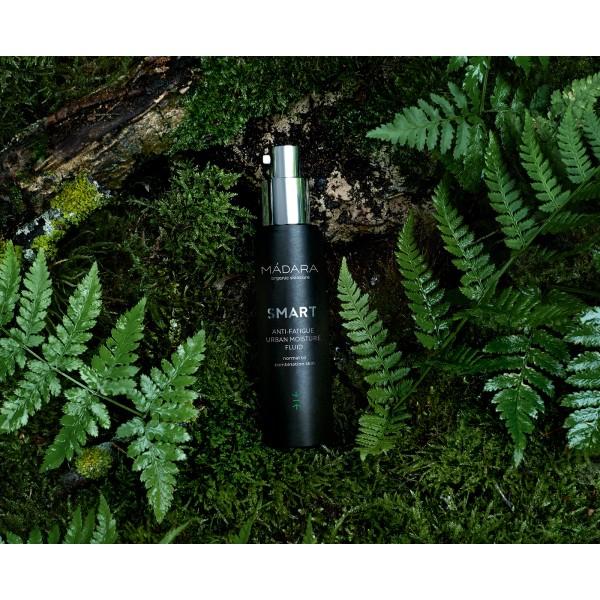 Mádara Fluido minimizador líneas y arrugas Smart Antioxidants 50ml