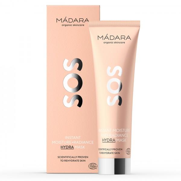 Mádara Mascarilla Rehidratante y Calmante SOS 60ml.