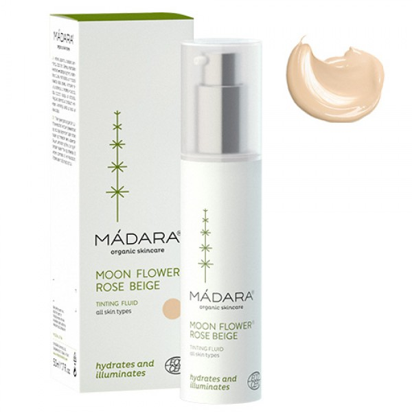 Mádara Crema con Color Moonflower 50ml.