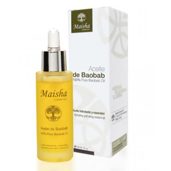 Maisha Aceite de Baobab 100% Natural
