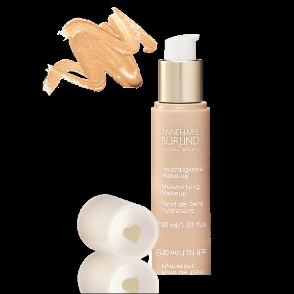 Maquillaje Fluido Hidratante Natural 31W de Annemarie Borlind 30ml