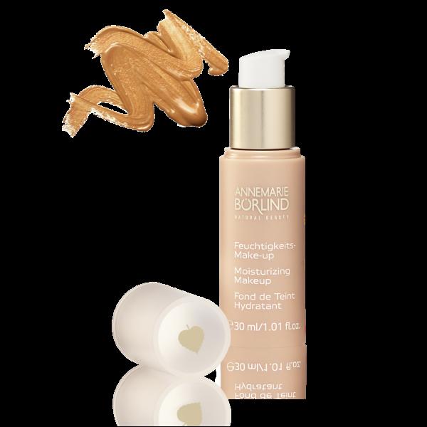 Maquillaje Fluido Hidratante Hazel 51W de Annemarie Borlind 30ML