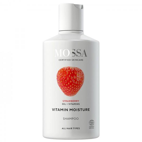 Champú Vitamínico Hidratante Mossa 300ml.