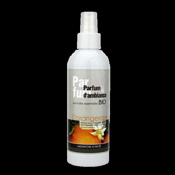 OFERTA 30% Perfume Ambiente y Tejidos Naranja de Altho 200ml