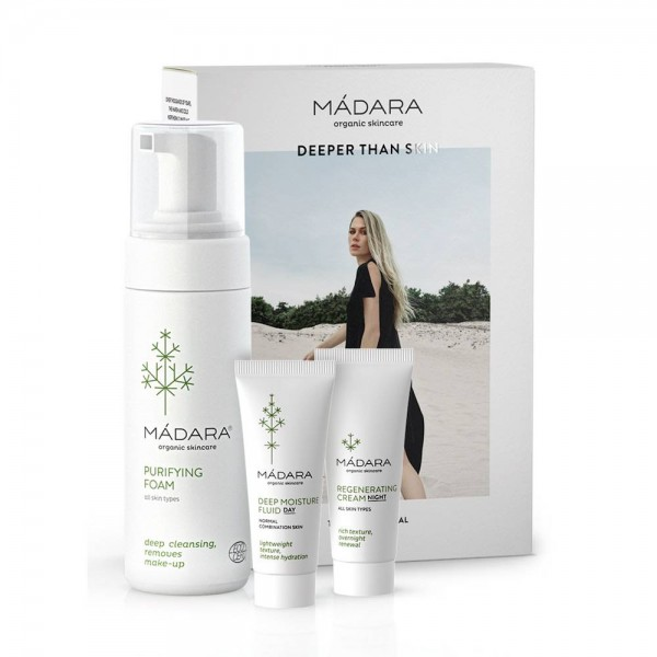 Mádara Pack Become Organic