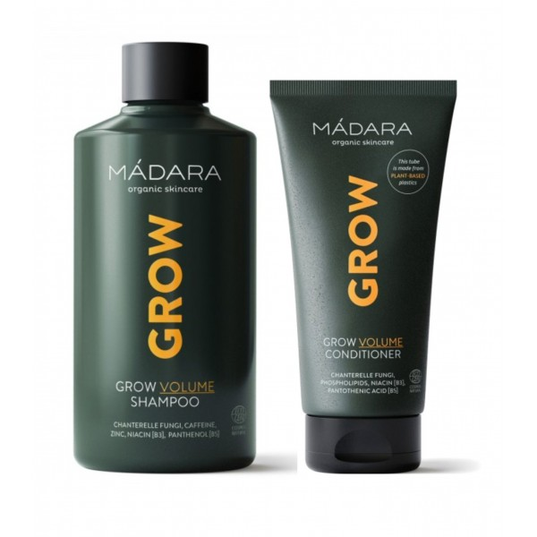 Pack Capilar Grow! de Madara
