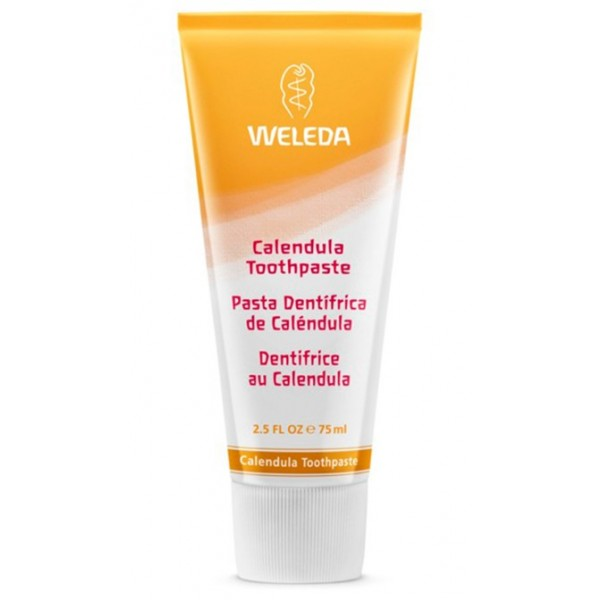 Pasta Dentífrica de Caléndula Weleda 75ml
