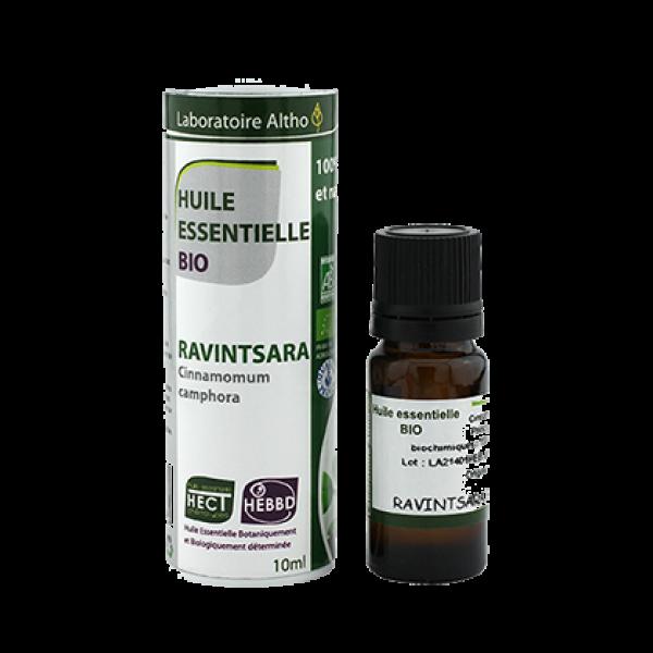 Aceite esencial de Ravintsara BIO 10ml de Laboratoire Altho