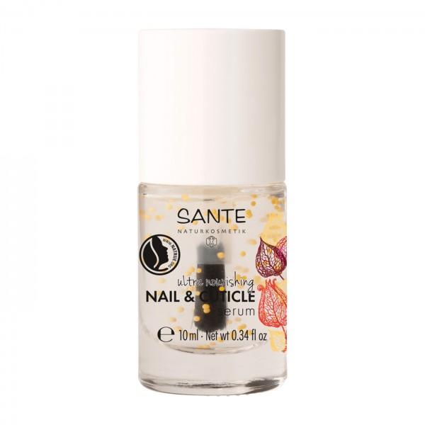 Sérum protector para uñas y cutículas de Sante 10ml