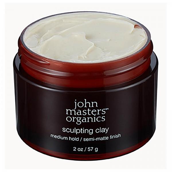 Arcilla moldeadora John Masters Organics 57gr