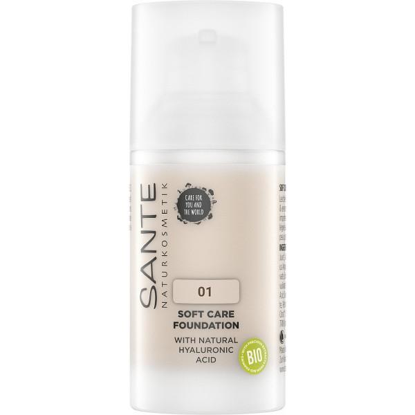 Maquillaje Soft Cream de Sante 30ml.