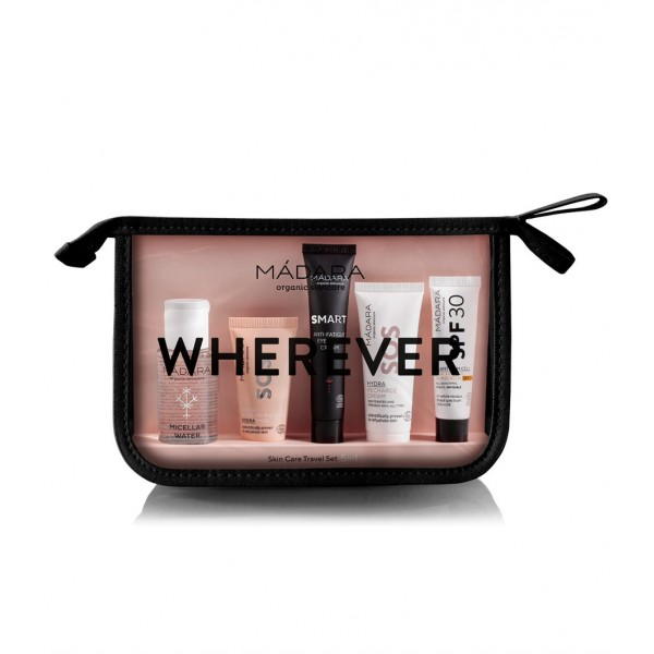 Set de Viaje WHEREVER de Mádara Cosmetics 80ml