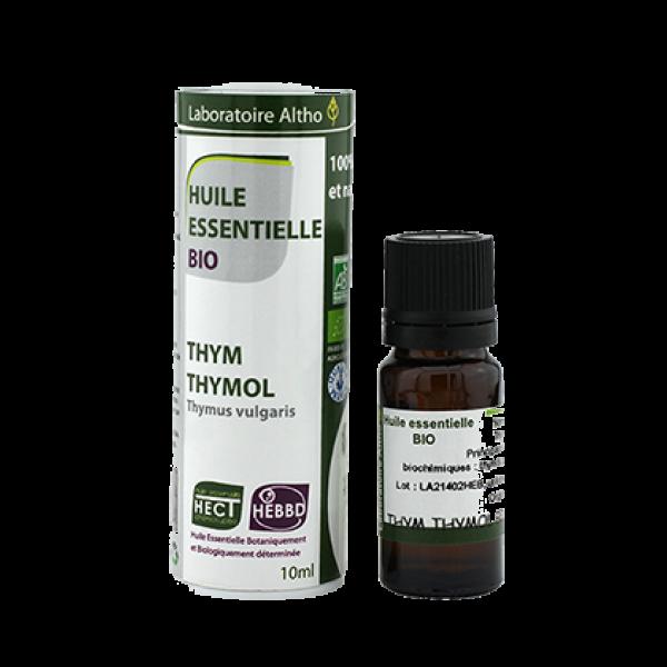 Aceite esencial de tomillo bio de Laboratoire Altho 10ml