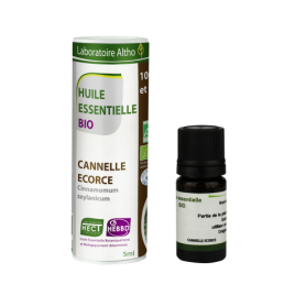 Aceite esencial de corteza de Canela (Ecorce) de Lab Altho 10ml