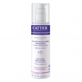 Gel Micelar Calmante de Cattier 200ml