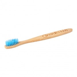 Cepillo de dientes de Bambú Niños - Azul