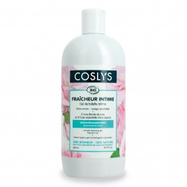 Coslys Gel íntimo con agua floral de Rosas biológica 500ml
